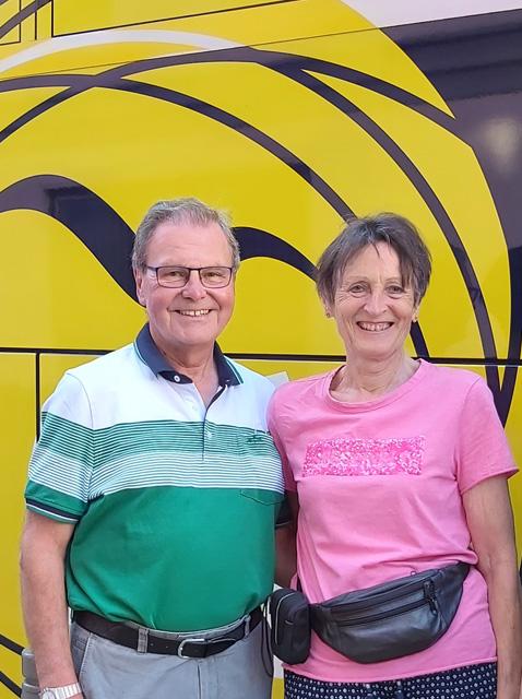 Richard und Rosemarie W.