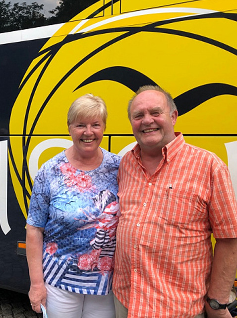 Ingrid und Reinhard T.
