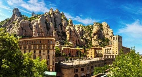 Abtei Santa Maria de Montserrat
