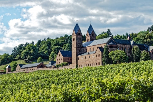 Abtei St. Hildegard bei Rüdesheim