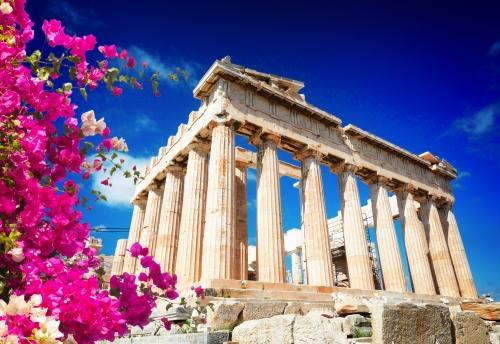 Parthenon-Tempel,Athen