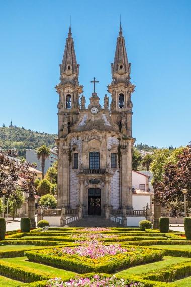 Kirche Unserer Lieben Frau des Trostes / Igreja de Nossa Senhora da Consolação - Guimarães, Portugal