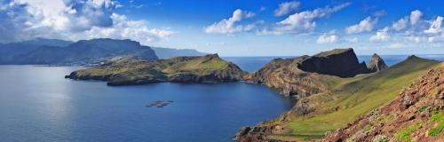 Panorama von Madeira