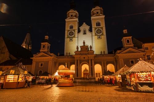 Weihnachtsmarkt in Brixen