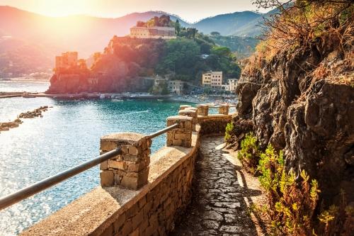 Monterosso al Mare - der größte Ort der Cinque Terre