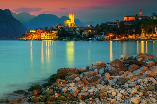 Malcesine am Gardasee, Italien