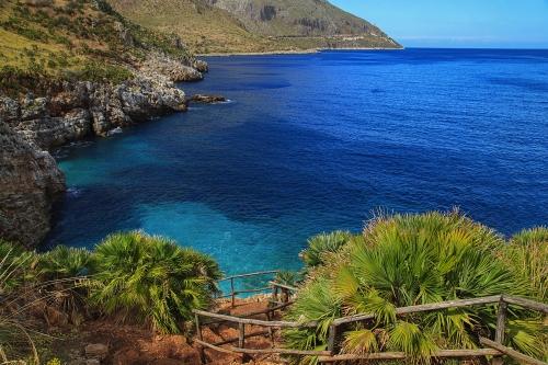 Naturreservat Zingaro auf Sizilien