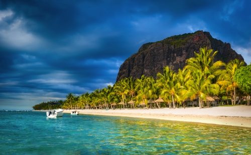 Le Morn Brabant auf Mauritius