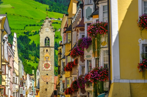 Sterzing in Trentino-Südtirol, Italien