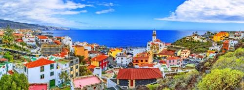 Candelaria auf Teneriffa, Kanarische Inseln, Spanien