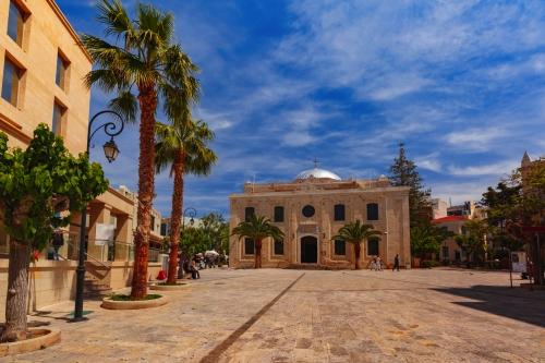 Altstadt von Heraklion auf Kreta, Griechenland