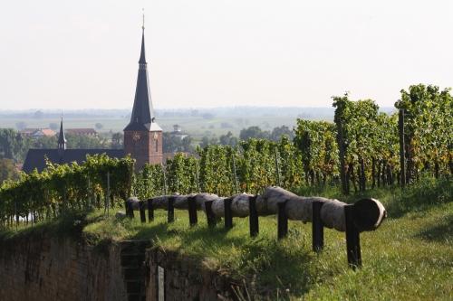 Deidesheim in der Pfalz, Deutschland