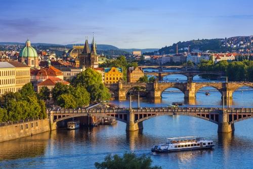 Karlsbrücke von Prag, Tschechische Republik
