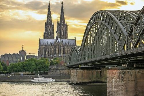 Köln in Nordrhein-Westfalen, Deutschland