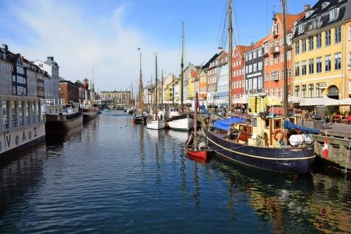 Kopenhagen - die Hauptstadt Dänemarks