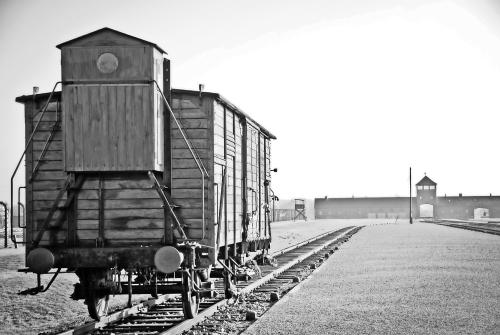 KZ Auschwitz - Konzentrationslager in Oświęcim, Polen