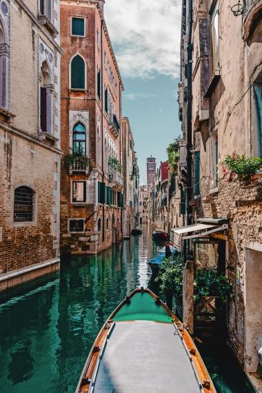 Venedig im Nordosten Italiens