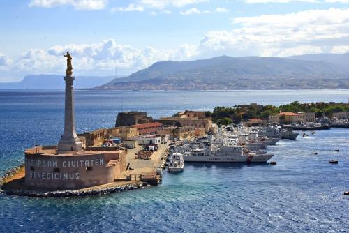 Port of Messina, Sicily