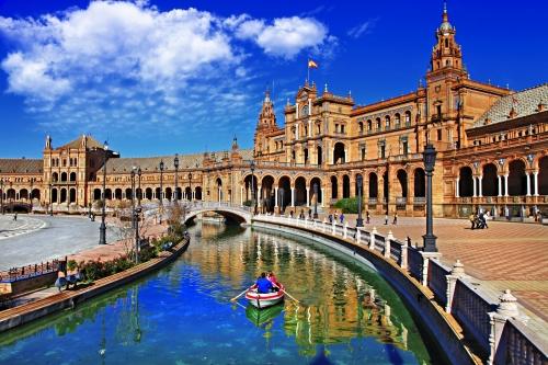 beautiful Sevilla, Spain