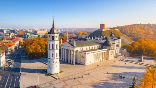 Kathedrale St. Stanislaus in Vilnius