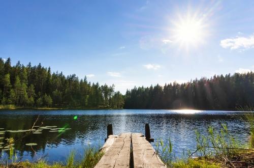 Urlaub in Skandinavien