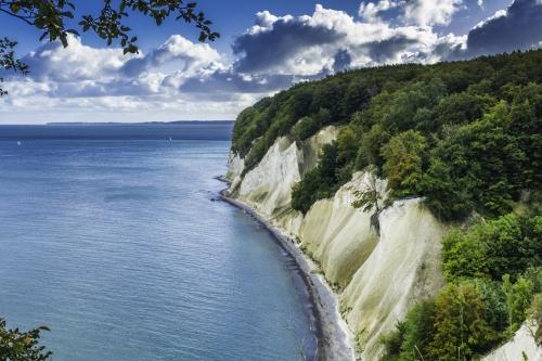 Halbinsel Jasmund auf Rügen