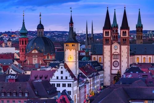 weihnachtliches Würzburg