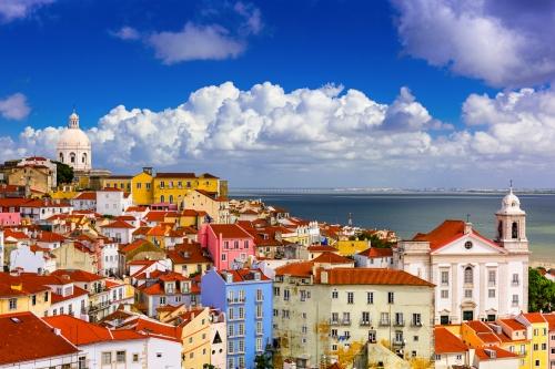 Alfama - ein Stadtteil von Lissabon