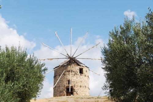 Ormylia auf der Halbinsel Chalkidiki