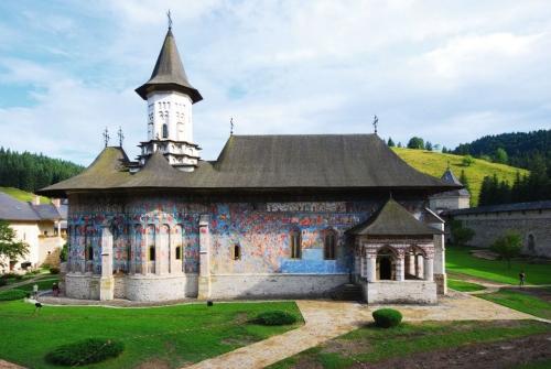 Klosterkirche Sucevita
