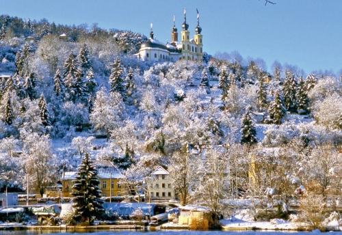 Kapuzinerkloster Käppele, Wallfahrtskirche