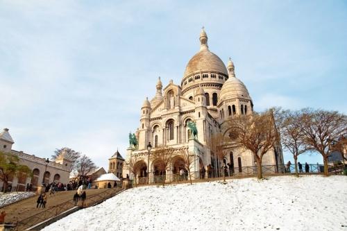 Montmartre church