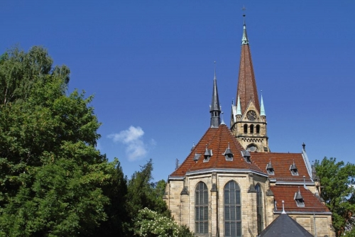 Lutherkirche in Bad Harzburg