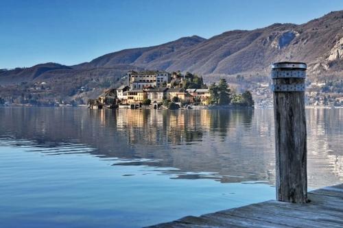 Isola di San Giulio Lago d