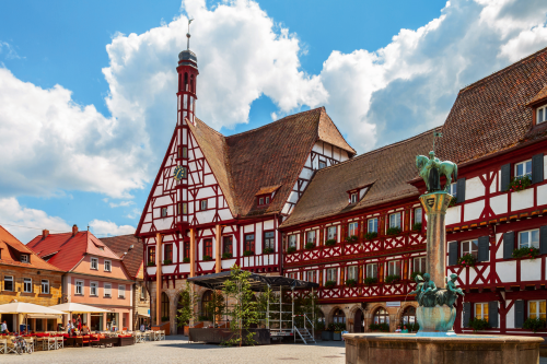 Rathaus von Forchheim