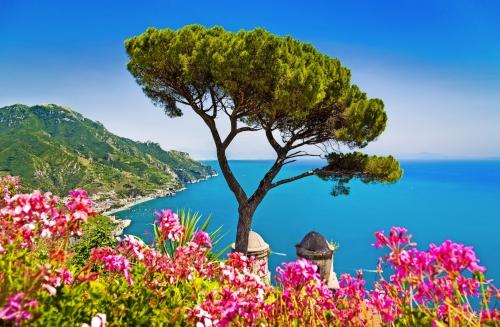 Amalfiküste, Kampanien, Italien