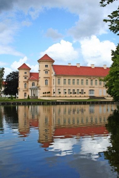 Palace Rheinsberg in Deutschland
