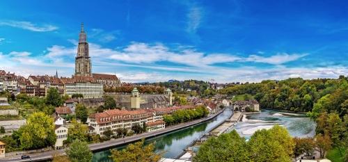 Bern und Berner Münster