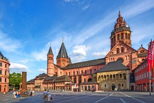 Mainzer Dom und Domplatz