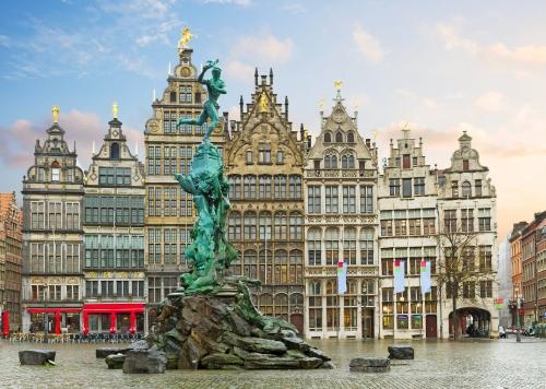 Grote Markt und bietet Antwerpen