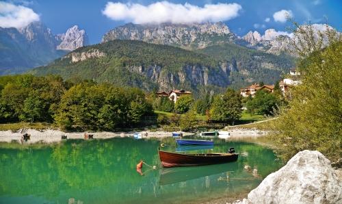 Molveno, Dolomiten