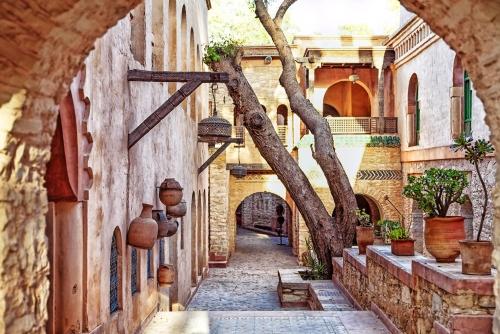 Hafenstadt Agadir in Marokko