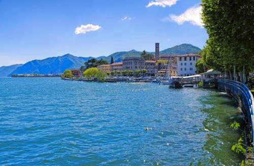 Lovere am Iseosee - Lovere Iseosee, Lombardei