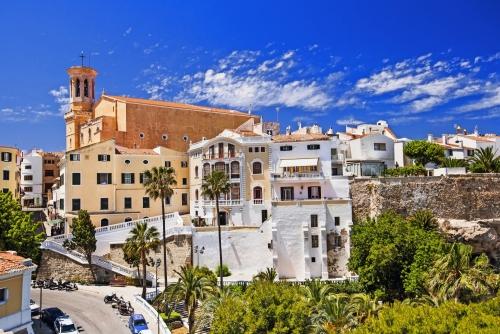 Mahón - die Hauptstadt von Menorca