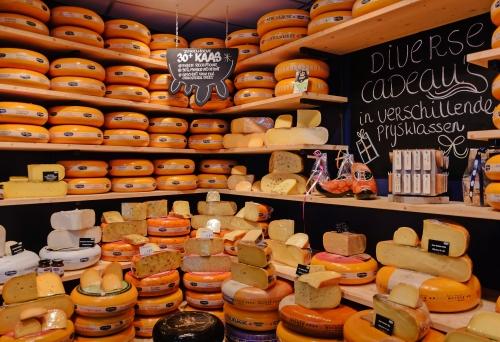 Käse Shop Leeuwarden Niederlande