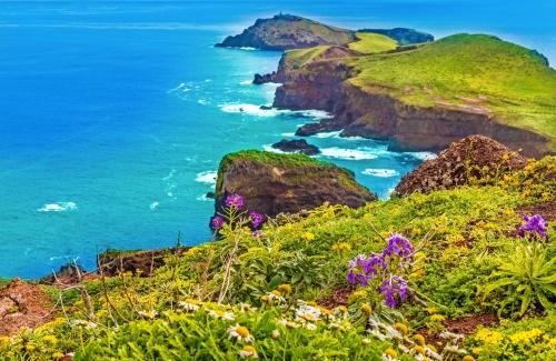 Ponta de São Lourenco, Madeira, Portugal