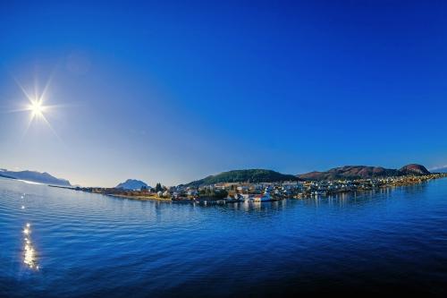 Helgeland im Norden Norwegens