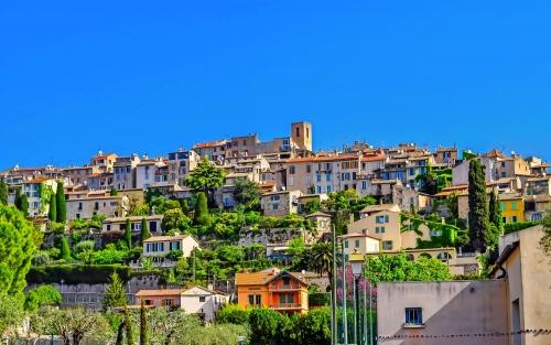 Biot in Südfrankreich