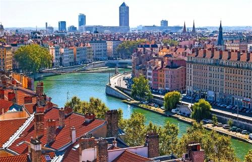 Lyon, Frankreich.