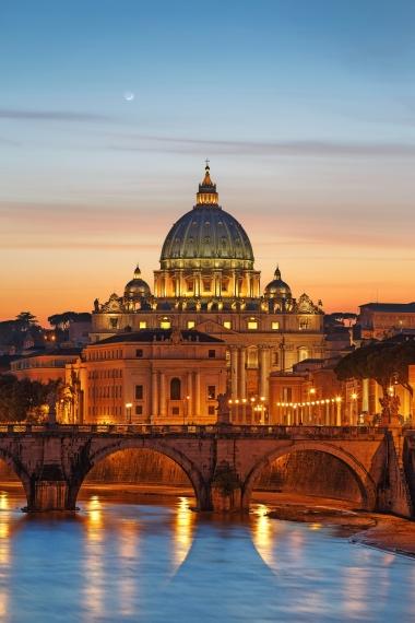 Petersdom Vatikan Rom